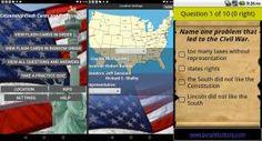 7 aplicaciones de información y apoyo para inmigrantes: Free US Citizenship Test 2016