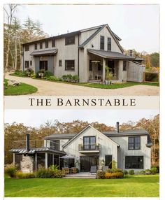 Visit to see more photos and floor plans. #barnhomes