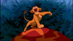 The Lion King - I Just Can't Wait To Be King (HD)   Habit #2 Begin with the end in Mind.