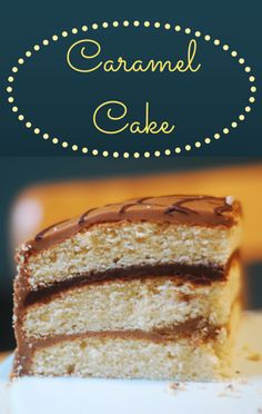 On The Chew, Carla Hall made a Southern Caramel Cake that was so good, Clinton Kelly claimed it was the best cake he'd ever had!