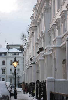 Hereford Square, South Kensington, London