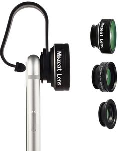 Mozeat Lens 3 In 1 Cellphone Camera Lens Kit