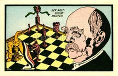 Stroeback Chess with Board