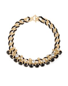Bauble Brilliance Necklace.