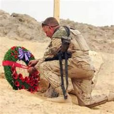 Canadian soldier in Afghanistan remembers the fallen of past wars. Remember The Fallen, We Remember, Remembrance Day Pictures, Canadian Soldiers, Fallen Soldiers, Armistice Day, Anzac Day, Support Our Troops, Lest We Forget