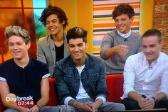 1D on Daybreak
