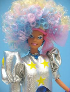 Rocker Barbie from Brazil by Doll_Collector, via Flickr