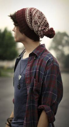 Ideas moda masculina hipster menswear shirts for 2019 Hipster Stil, Style Hipster, Hipster Boys, Hipster Beanie, Trendy Style, Hipster Party, Indie Hipster, Hipster Grunge, Boy Fashion