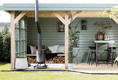 Vtwonen, veranda, verhoging