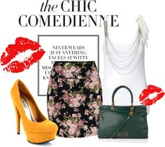 """the chic"" by jowaisa on Polyvore"