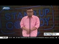 Stand Up Comedy Show 24 Mei 2015 [FULL] - Abdel Achrian, Benedion, Luqma...
