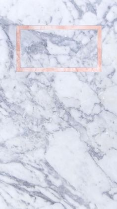 Marble background with rose gold touch