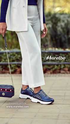 Pantofii Marelbo sunt realizati din piele 100% naturala si sunt fabricati in Romania. Romania, Indigo, Sport, Casual, Inspiration, Outfits, Fashion, Biblical Inspiration, Moda
