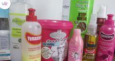 Meus produtos amados que utilizo no No Poo