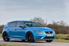 Release Seat Leon Review Front Side View Model