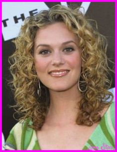nice Naturally curly haircuts medium length