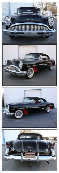 1954 Buick Skylark...Re- pin brought to you by #lLowcostcarIns. at #HouseofInsurance #EugeneOregon