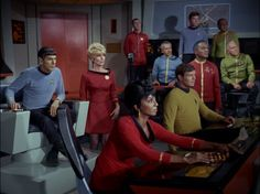 89) Court Martial (Star Trek) - Kirk is put on trial, and along the way he shows what it really takes to command a starship.