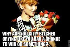 Funny Kpop macros: SHINee Key