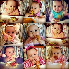What is baby led weaning? Baby led weaning quite simply is self feeding.  It means allowing your child to feed themselves from the very beginning of their experiences with food.  At meal times, you...