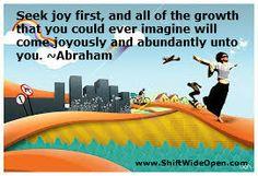 Abraham joy