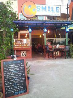 Smile Khaolak Restaurant, Khao Lak, popular thai restaurant