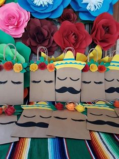 Party Sweet Mexican Theme Bags Party Sweet Mexican Theme Bags More from my site Fiesta Colorful Paper Fans Mexican Independence Day Theme Party Decorations Jelda's Fiesta Couple Photo Door Banner with Fiesta Party Decorations Mexican Theme Baby Shower, Mexican Fiesta Birthday Party, Fiesta Theme Party, Festa Party, Mexico Party Theme, Taco Party, Soirée Pyjama Party, Mexican Party Decorations, Mexican Theme Parties
