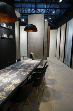 Projeto Cersaie 2015 #estudiobrunato #arquiteturaedesign #ceramicaeliane