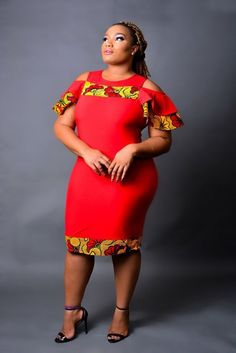 The best collection of latest and most Beautiful Ankara Skirt Styles For Chubby Ladies. These plus size ankara skirt styles were particularly selcted to make every plus size and thick lady glow in ankara skirt styles and designs African Fashion Designers, Latest African Fashion Dresses, African Dresses For Women, African Print Dresses, African Print Fashion, Africa Fashion, African Attire, African Wear, Fashion Prints