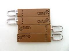 Image result for leather zipper pull Zipper Pulls, Personalized Items, Leather, Image, Zipper