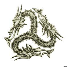 Celtic Dragon espero les agrade chequen mis tableros les agradaran se los aseguro