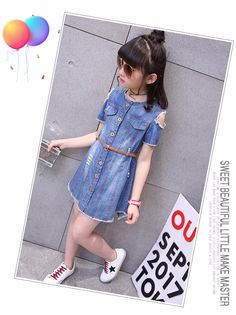 Fashion Show For Toddlers Info: 3174341886 Kids Fashion, Fashion Blogs, Fashion Top, Latest Fashion, Dungaree Skirt, Denim Skirt, Wholesale Children's Boutique Clothing, Girls Denim Dress, Latest Dress Design