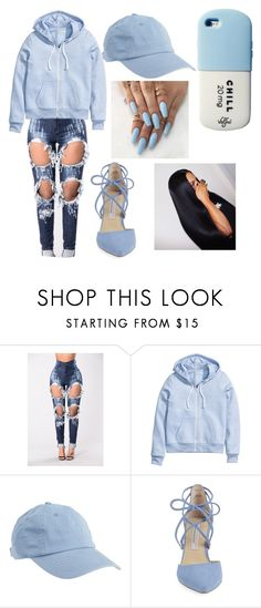 """""""Pill"""" by ivory715 ❤ liked on Polyvore featuring H&M, Aéropostale and Kristin Cavallari"""