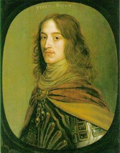 Prince Rupert of the Rhine (1619 -1682)He was one bad-ass gent. The epitome of a Cavalier, long hair, flamboyant clothing, charismatic, an artist, a lover and a fighter. It was rumoured that he was accompanied by several mistresses at any given time. He fought on the side of his uncle, King Charles in the English civil war. He was so flamboyant that he even took his pet poodle, Boy, into battles with him. The dog survived so many battles that the Parliamentarians thought th