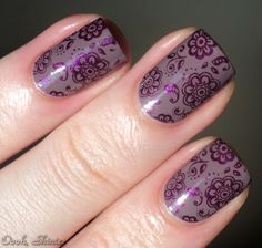 Love this color combo and would never think to use them together on my own.  Need to copy.