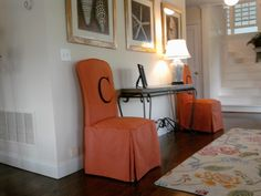Decor Your Chair Using Chair Covers: How To Reupholster Parson Chair Slipcovers For Modern Furniture Design The Furniture Decor Tips Parson Chair Covers, Dining Room Chair Covers, Dining Room Chairs, Parsons Chair Slipcovers, Parsons Chairs, Modern Home Furniture, Furniture Decor, Furniture Design, Diy Design