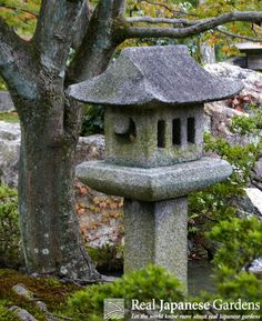 For more info about our upcoming ishi-doro stone lantern eBook, click here to follow us on facebook: http://www.facebook.com/RealJapaneseGardens | Real Japanese Gardens