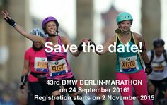 Marathon Berlin 2016