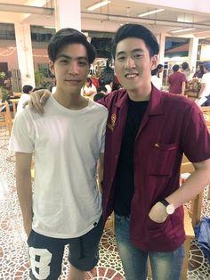 Chi Cheng, Gay, Thai Drama, Asian Actors, My Boys, Drake, Chef Jackets, Tv Series, Thailand