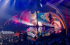 Soul Train Awards 2013 - Design and set construction by ATOMIC