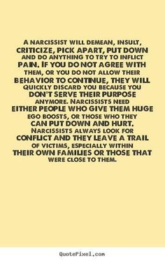 Quotes About Narcissistic Mothers