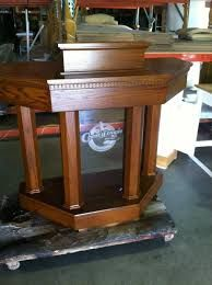 custom church podiums - Google Search
