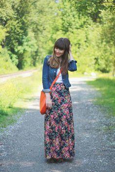 Los vestidos y polleras largas fueron el boom del verano. Acá unos tips e ideas para seguirlos usando todo el año.