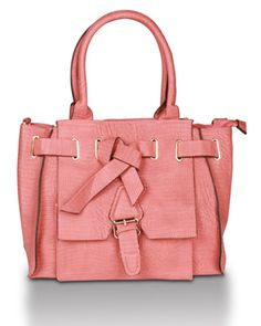 Classy & Chic Satchel by Nu-G $59.97