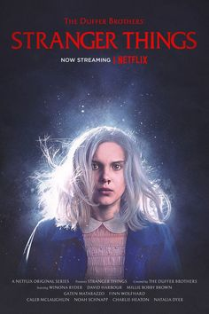 Netflix revela nuevos pósters de Netflix inspirados en películas de los 80