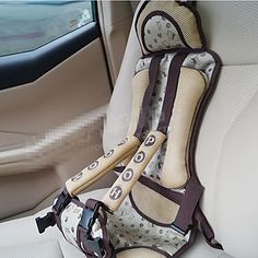 Soft and safe automobile baby car seat. Safety and comfort comes first for your child. Like this one? Find it at $30.99