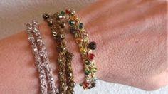 https://www.youtube.com/results?search_query=bracelet crochet beaded