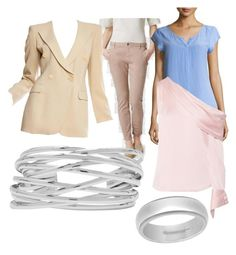 """""""2.2"""" by fireflowfor on Polyvore featuring Tiffany & Co., Noted*, Giorgio Armani, Joie, Monse and M&Co"""
