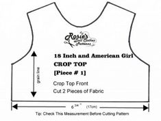 Lots of AG doll patterns. {Check to be sure the patterns fit your doll before sewing!}