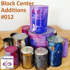 Idea's to enhance block play.  This project is part of our new collaboration with #ooeygooey inc and based on this list Lisa Murphy (#ooeygooeylady) and her Facebook page's followers put together at https://www.facebook.com/notes/ooey-gooey-inc/184-i-mean-185-things-to-add-to-your-block-center/10152172046339063 The photo was shot by Leslie Dionne Photography at Little Munchkins Preschool Center (@Little Munchkins Preschool Center). Support more collablorative efforts like this by becoming a…